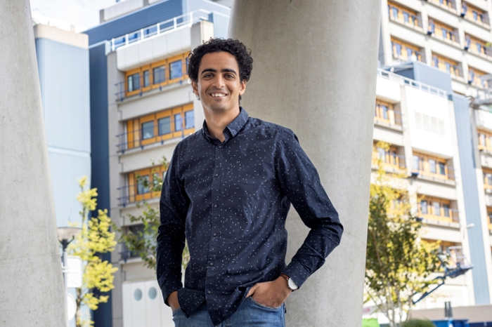 Ahmed Mahfouz works on single cell data at LUMC and TU Delft.