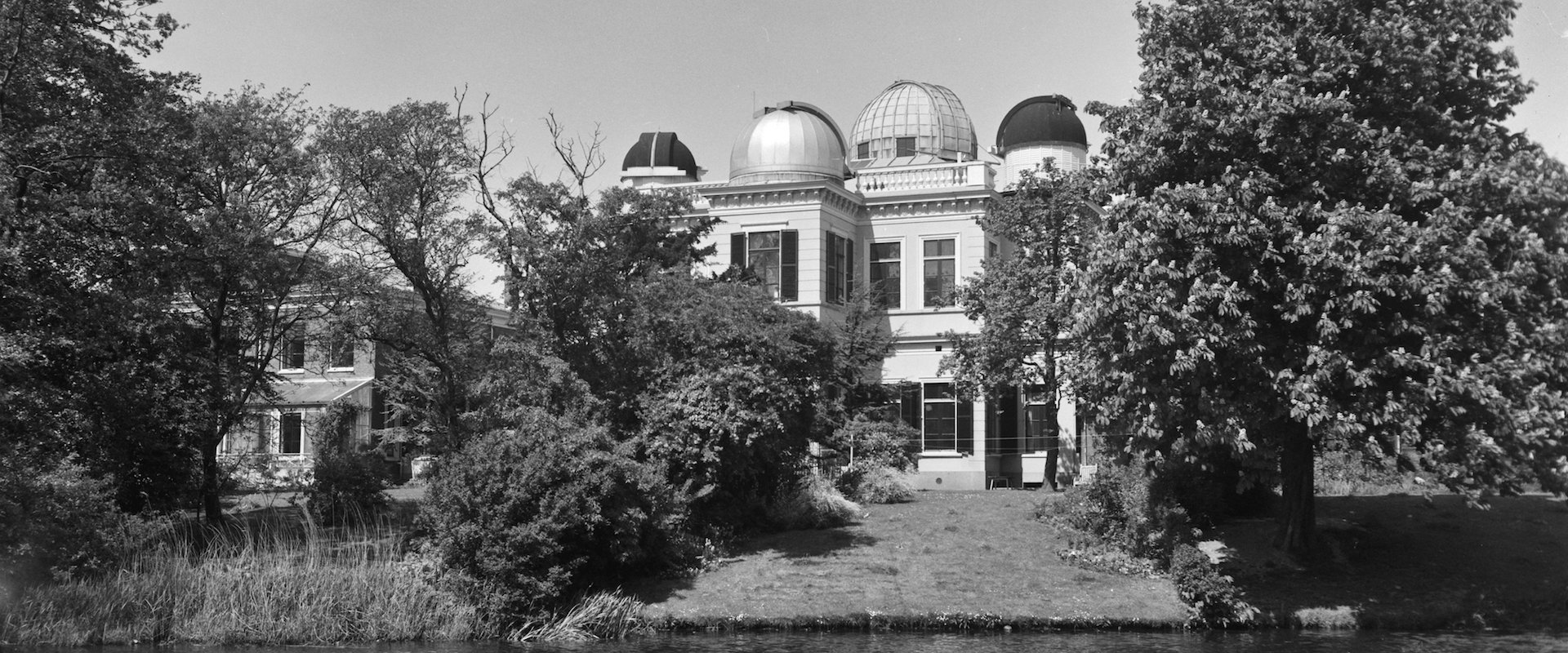 Exterior Observatory, May 1961