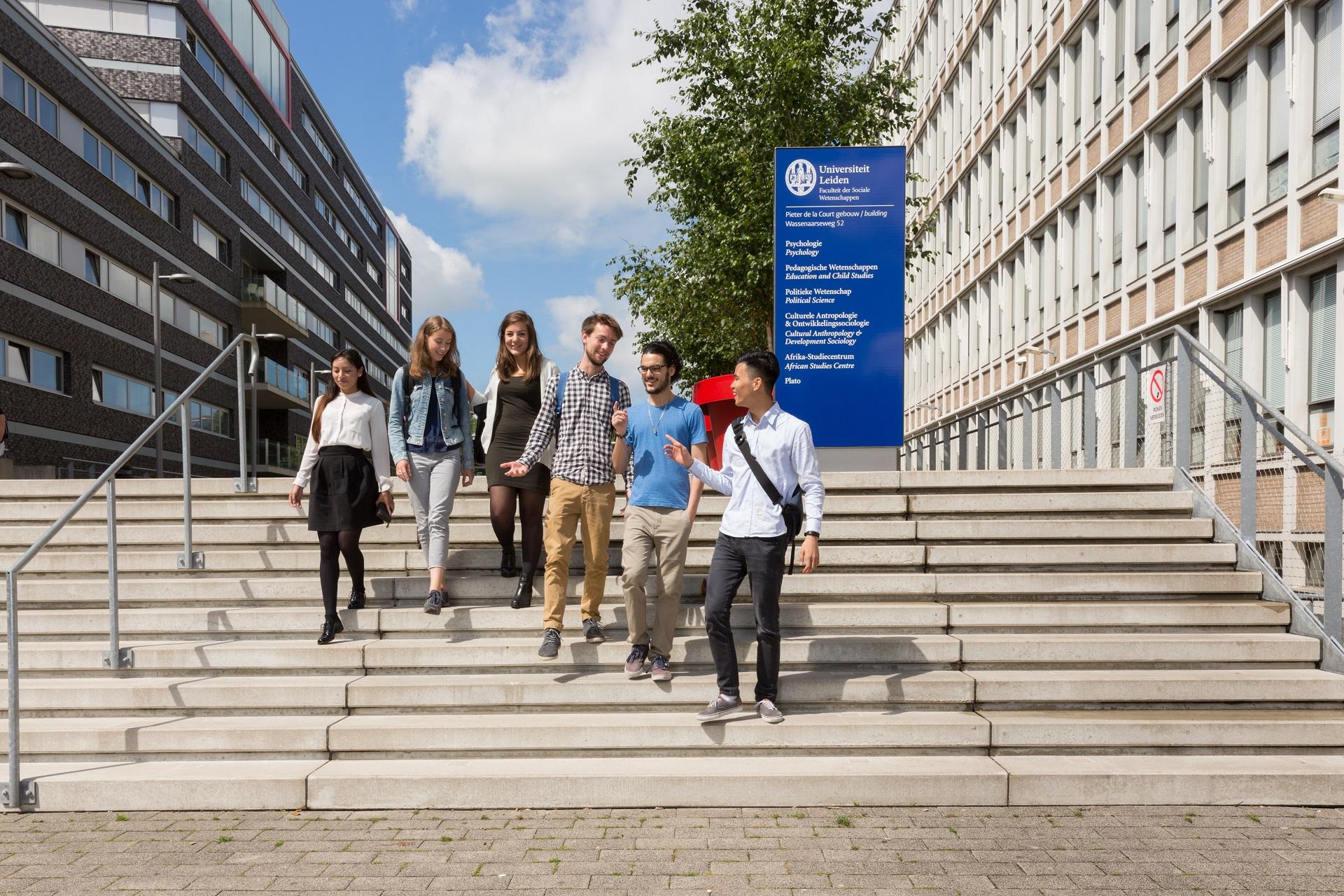 Choose Your Study Leiden University