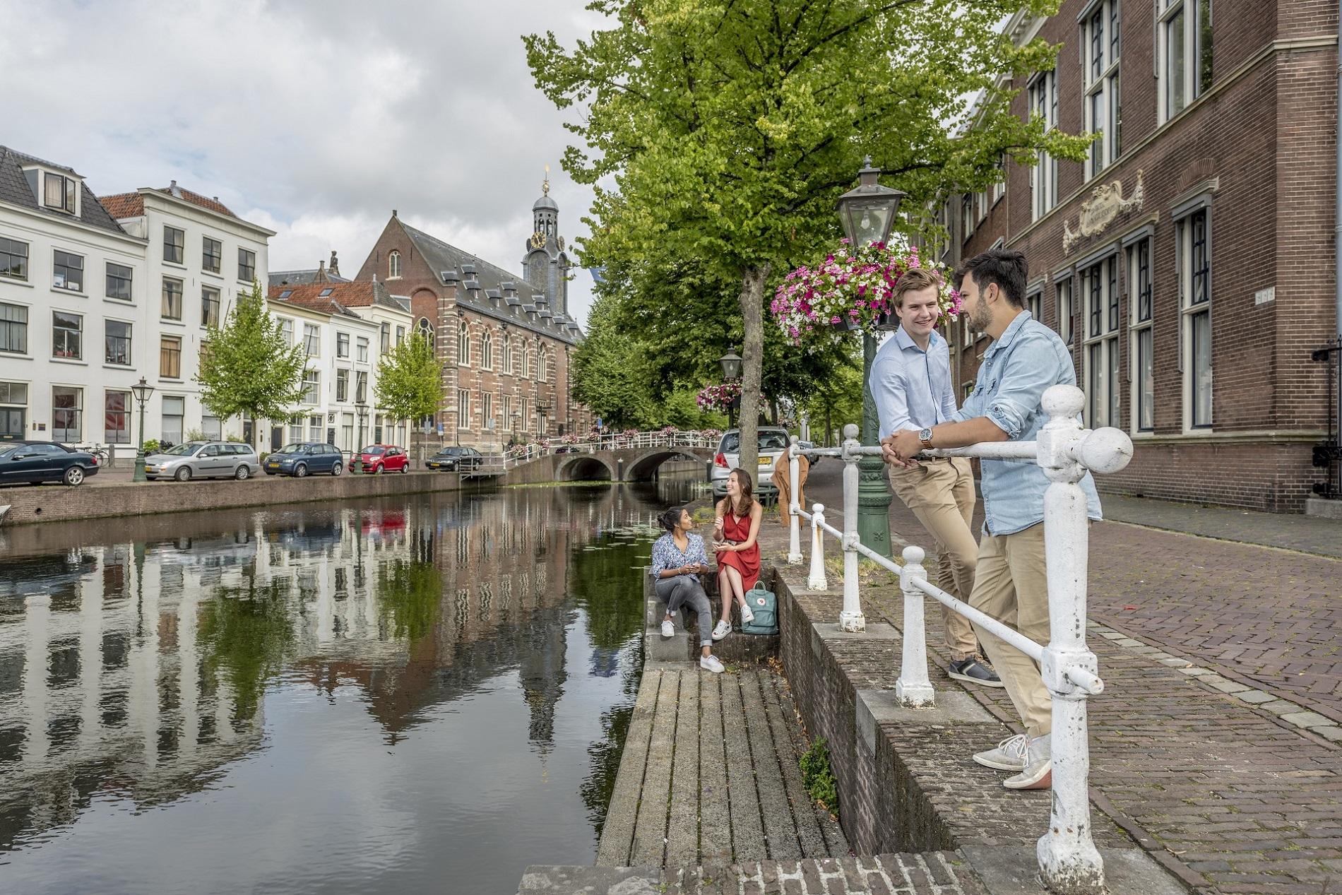 International Students Leiden University