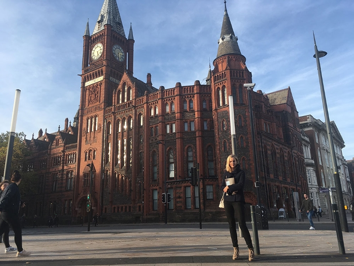 Former research assistant Hannah Plug appointed at Liverpool