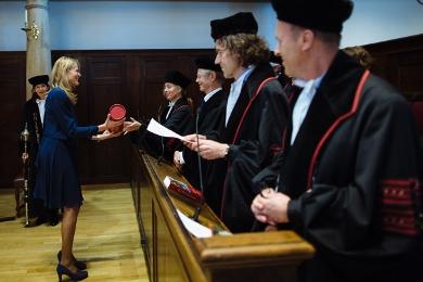 Promotie Karin Wester - Universiteit Leiden