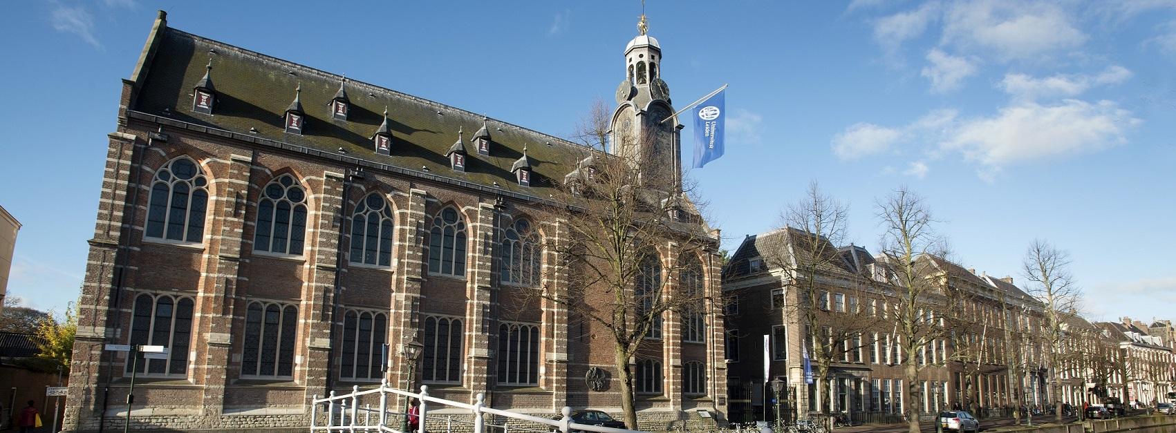 Academy building, Leiden University