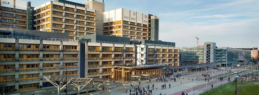 LUMC Main Building Leiden University