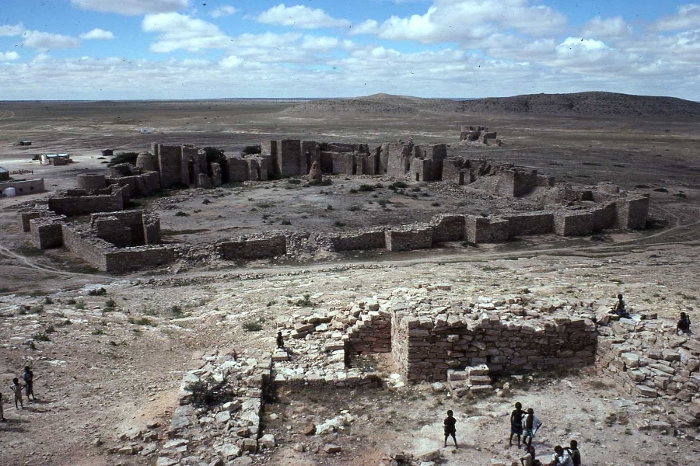 Taleh Fortress in the Somali region (Photo: Neville Chittick)