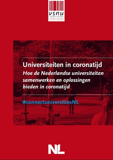 Read the e-zine on how Dutch universities are working together and offering solutions during the corona crisis