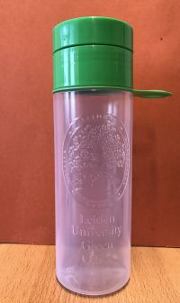 Buy your own LUGO water bottle! & A water pipe from here to Africa - Leiden University