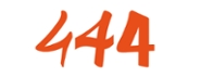 The 444 preferred logo