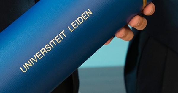 Studying for your PhD - Leiden University