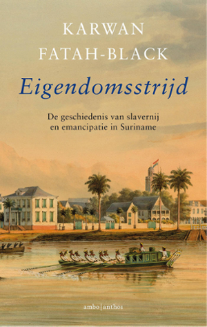 New book on slavery in Suriname