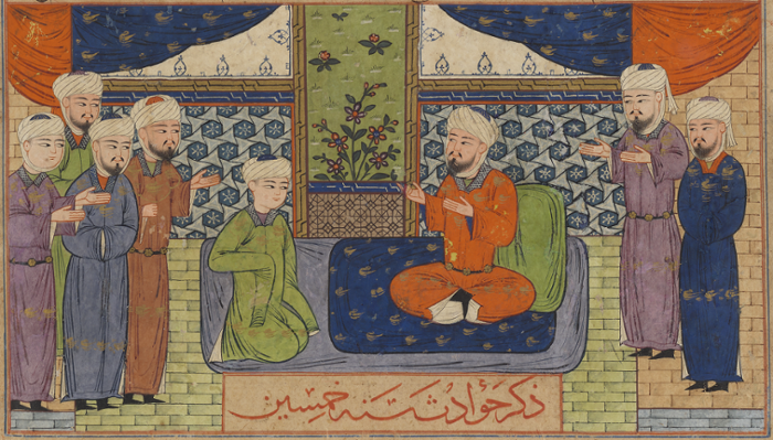 Negotiation in Conquest: wars, treaties and recollections of the rise of  the caliphate - Leiden University
