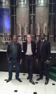 First Two Rwandan Phd Students In Leiden Thanks To Heineken