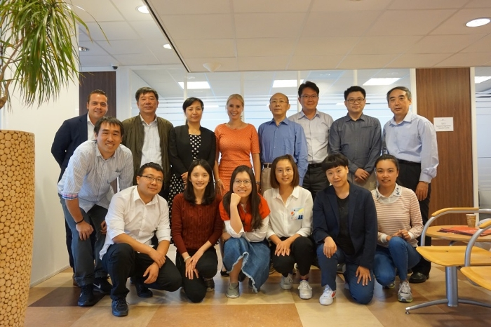 Studiebezoek jeugdstrafrecht chinese delegatie aan for Van der leun rijssen