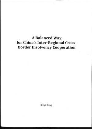 The UNCITRAL Practice Guide on Cross-border Insolvency ...