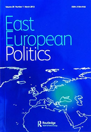 Journal East European Politics