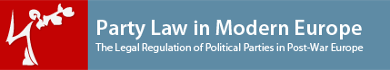 Party Law in Modern Europe